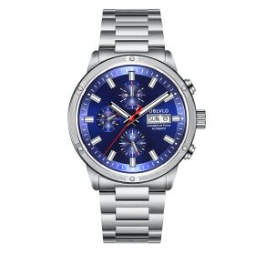 OBLVLO CM Series Mens Designer Watches Steel  Automatic Watch CM-YLY